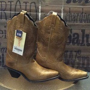 Masterson Cowboy Boots